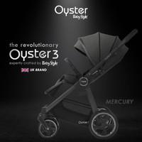 Oyster 3 Stroller Mercury Grey