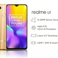 Realme Ui Gold 3/32 garansi resmi