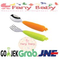 Monee Kids Spoon and Fork