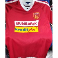 Kaos Baju Bola Jersey Badak Lampung Home 2019 Terbaru Printing