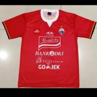Kaos Baju Bola Jersey Persija Home 2019 Terbaru Grade Ori Lokal