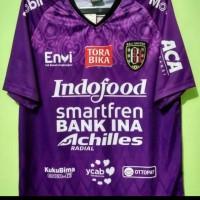Kaos Baju Bola Jersey Bali United Home Away Kiper 2019 2020 Ungu