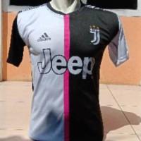 Kaos Baju Bola Jersey Juventus Home 2019 Terbaru Grade Lokal