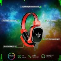 Headset Gaming NYK HS-N03 Argus Garansi 1 Tahun Semarang