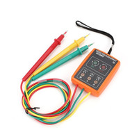 Digital 3 Three Phase Indicator Rotation Sequence Meter Tester SM852B