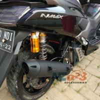 Knalpot NMAX Standar Racing AHM Model Tsukigi