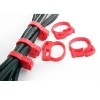 Aksesoris Elektronik Cable Clips 6pcs - CC-901 Produk Import