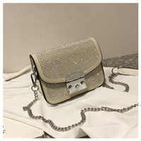 Tas Stud Mini Selempang 20262 Sling bag import shoulder bag bahu korea