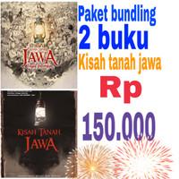 Paket bundling buku kisah tanah jawa 1&2