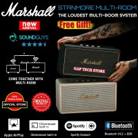 Marshall Stanmore Wireless Multi Room WiFi And Bluetooth Speaker