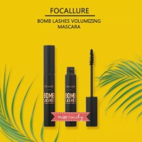 Focallure 3D Black Volume Curling - Bomb Lashes Mascara