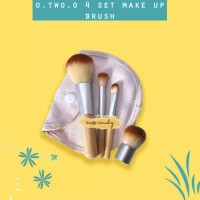 O Two O Makeup Brush Set 4 pcs