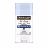 Ultra Sheer Face Body Stick Sunscreen