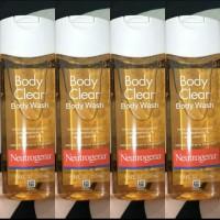 Neutrogena Body Clear Body Wash - Orange 250 ml