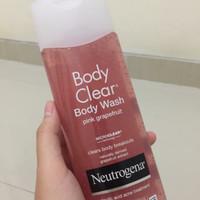 Neutrogena Body Clear Body Wash - Pink Grapefruit 250 ml