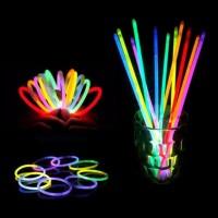 GLOW STICK 100 pcs - STIK NYALA 100 pcs - stick fosfor - glow in the