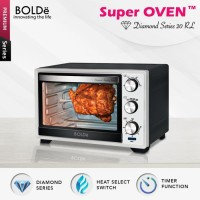 BOLDE Super Oven Diamond Series 20 Liter