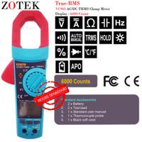 Zotek VC903 Auto Range Clamp Meter Tang Ampere Digital Tang Ampere
