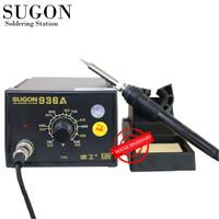 Sugon 936A Soldering Station Solder Temperatur Suhu 200-480C Original