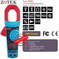 Zotek VC902 Auto Range Clamp Meter Tang Ampere Digital Tang Ampere