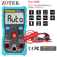 Zotek ZT-S1 Auto Count Digital Multimeter Tester Autoranging Avometer