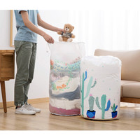 Keranjang Baju Pakaian Tempat Bedcover Sprei Selimut Cloth Bag Laundry