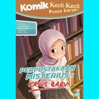 Komik KKPK : Perpustakaan Misterius : Kasus Baru!