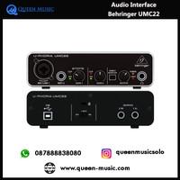 Audio Interface Behringer UMC22