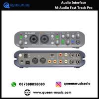 Audio Interface M-audio Fast Track Pro