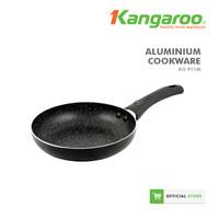 Kangaroo Frypan-Teflon-Wajan KG911M Marble diameter 28 cm