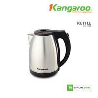 Kangaroo KG338 Water Kettle-Teko Listrik & Pemanas Air Cepat Mendidih
