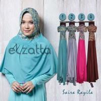 Jilbab Instant Kerudung Elzatta Saira Rayila Hijab Instan Kerudung