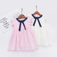 DRESS ANAK PEREMPUAN LUCU / DRESS PITA