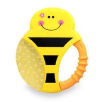 Teether Gigitan Bayi Rattle Bug Bee BFly Bunny 8015
