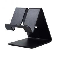 Mobile Mate Smartphone Tablet Stand Holder Aluminium AP-4S HITAM