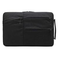 Sleeve Case Shockproof for Laptop - C2396 - 15,6inci - hitam