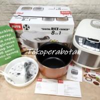 Magic com Digital Mitochiba R5+ / Rice Cooker Digital Mithochiba R5