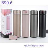 Termos GIFT Life Polos Stainless Steel 500ml / Botol Air Panas B90-6
