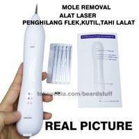 Laser Mole Removal Pen Alat Penghilang Flek Kutil Tahi Lalat Tato