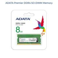 RAM LAPTOP ADATA 8GB DDR4 2666MHz PC21330 So- Dimm