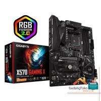 Motherboard Gigabyte X570 Gaming X Socket AM4 AMD RYZEN DDR4