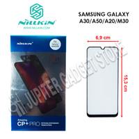 Samsung A30 - Samsung A50 Nillkin Amazing CP+ Pro Tempered Glass - ORI
