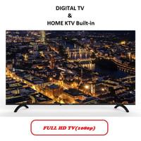 LED TV COOCAA 43 Inch 43TB2000 FullHD HDMI USB VGA - KARAOKE TV