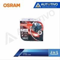 Osram NBR H4 Laser Next Generation New Packaging Best deals