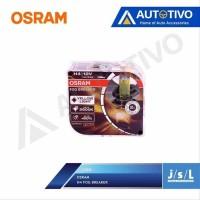 Osram Head Lamp H4 Fog Breaker New Packaging Lampu Depan Best deals