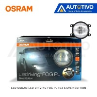 Fog Lamp LED Osram PL Silver Edition with DRL Best deals