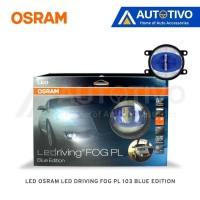 Fog Lamp LED Osram PL Blue Edition with DRL Best deals