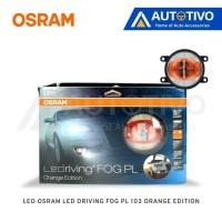 Fog Lamp LED Osram PL Orange Edition with DRL Best deals