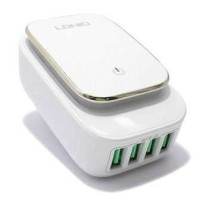 LDNIO Charger USB 4 Port 4.4A with LED Light - A4405