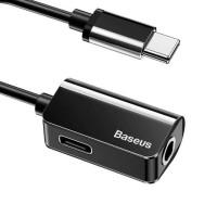 Baseus Adapter USB Type C to AUX 3.5mm Headphone USB Type C - CATL40